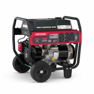 CRAFTSMAN CMXGGAS030790 5750 Watt Electric