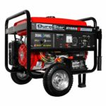 Durostar DS5500EH Dual Fuel electric start portable generator