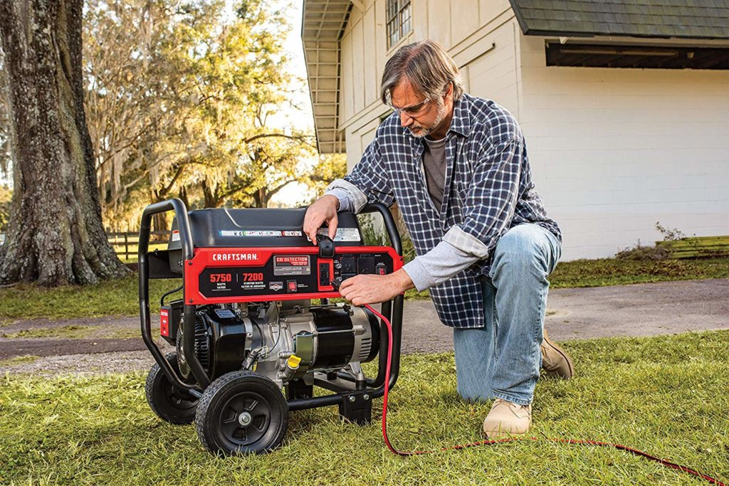 How Does a Portable Electric Generator Work