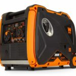 WEN 56380i Super Quiet 3800-Watt Portable Electric Generator