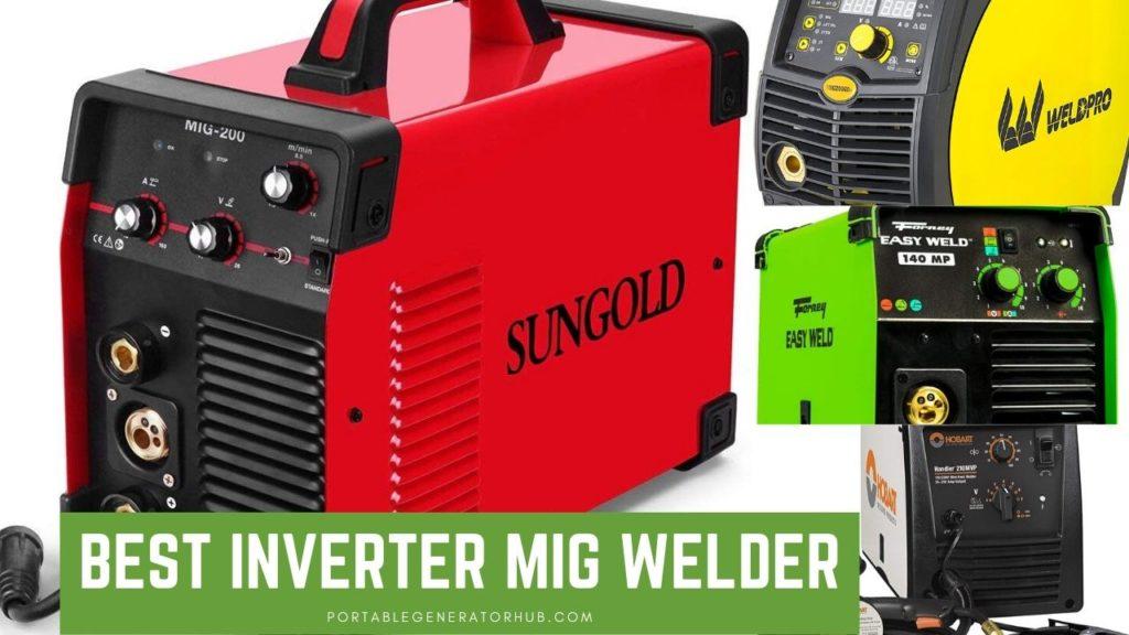 Best Inverter MIG Welder Review