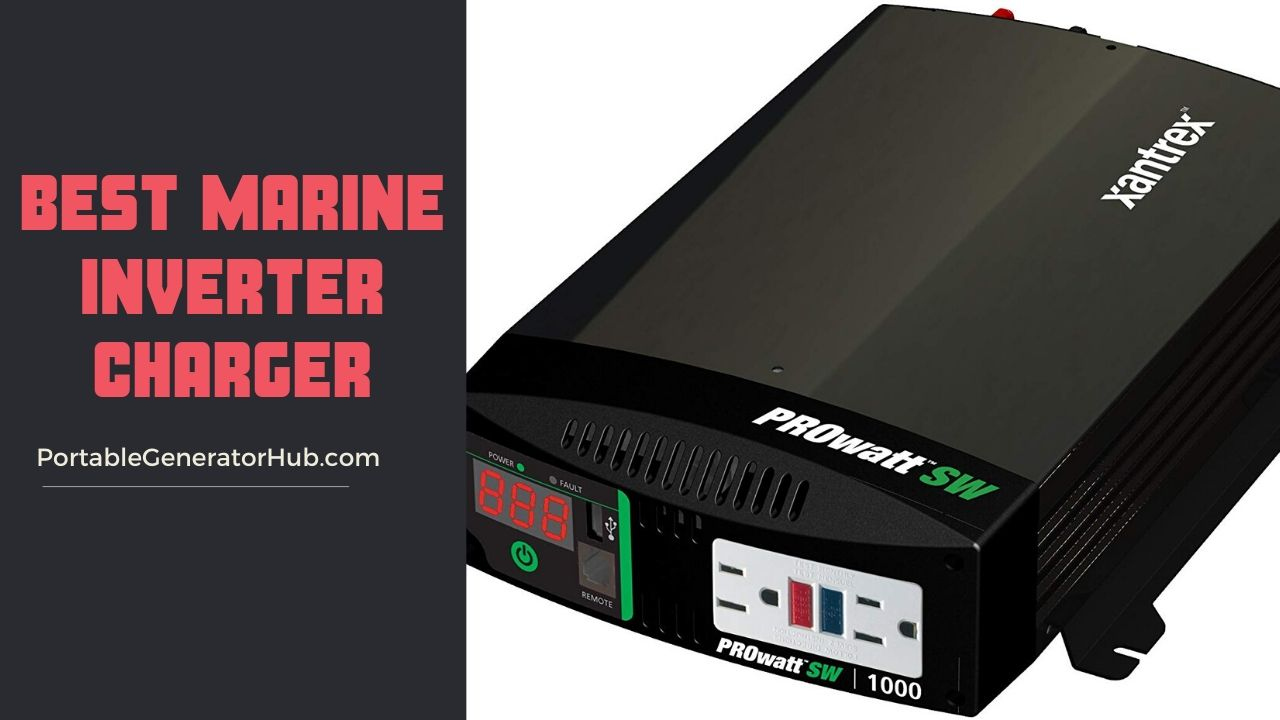 Best Marine Inverter Charger