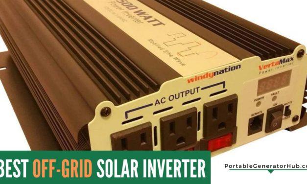 Top 10 Best Off-Grid Solar Inverter Review 2021