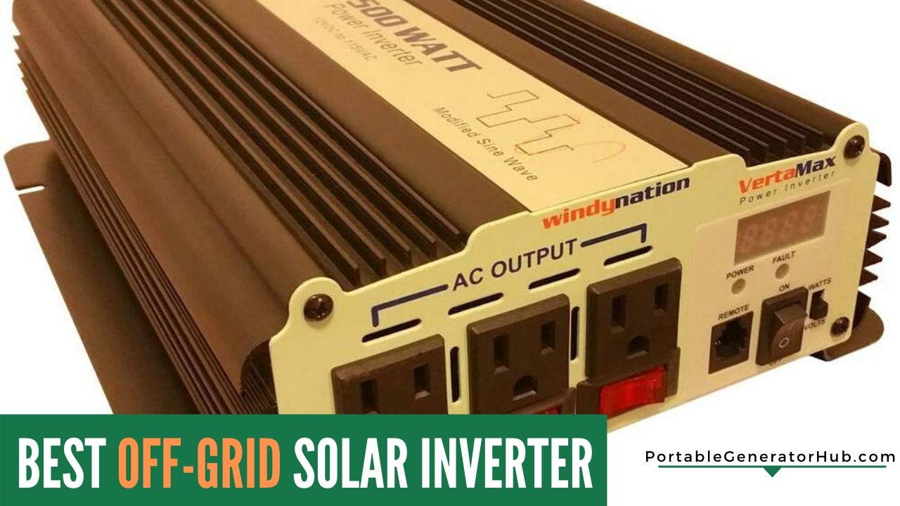 Best Off Grid Solar Inverter