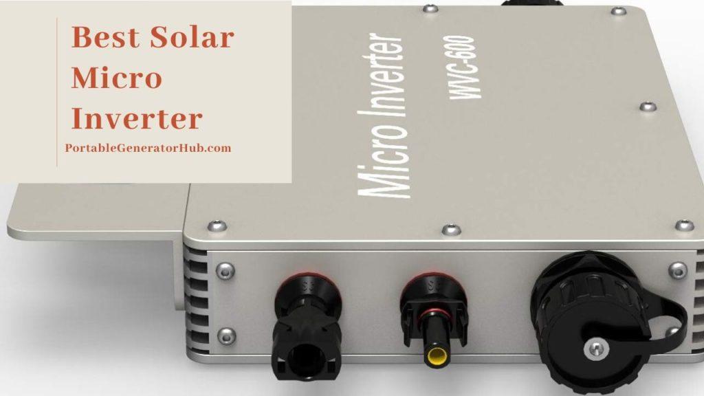 Best Solar Micro Inverter Review
