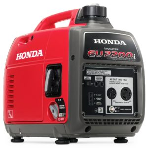 Honda EU2200IC 2200-Watt Companion Super Quiet