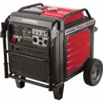 Honda Eu7000is Quiet Inverter Generator