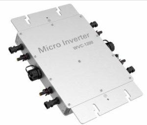 KD WVC 1200W IP65 Waterproof Solar Grid Tie Inverter