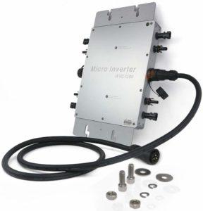 Marsrock IP65 Waterproof 1200W Micro Grid Tie Solar Inverter