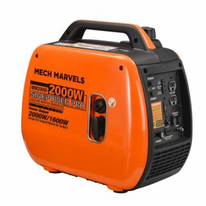 Mech Marvels Portable Inverter