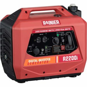 Rainier R2200i Super Quiet Portable Inverter Generator