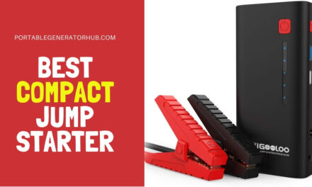 10 Best Compact Jump Starter Review 2020 | Browse Top Picks