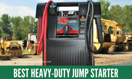 10 Best Heavy-Duty Jump Starter Review 2021 | Browse Top Picks
