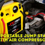 Top 10 Best Portable Jump Starter with Air Compressor 2020