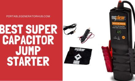 10 Best Super Capacitor Jump Starter 2020 | Browse Top Picks