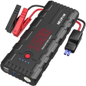 NEXPOW Portable Auto Jump Starter