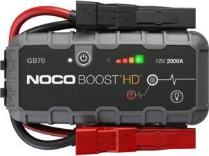 NOCO Boost HD GB70 2000 Amp 12-Volt Ultra Safe Portable