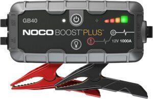 NOCO Boost Plus Portable Lithium Car Battery Jump Starter