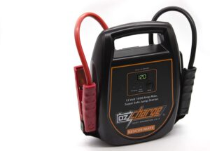 OzCharge RescueMate 12-Volt – 1000 Amp