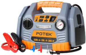 POTEK Portable Power Source