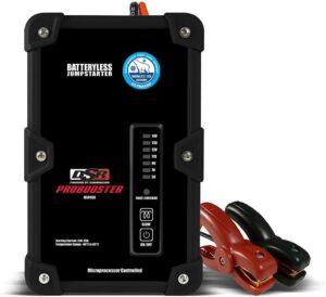 Schumacher DSR108 12V 450A Battery less Jump Starter