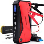 DBPOWER 600A 18000mah Portable Car Jump Starter Review