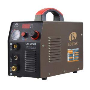LOTOS LT5000D 50A Air Inverter Plasma Cutter Dual Voltage