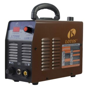 Lotos LT3500 35Amp Air Plasma Cutter for Metal Art
