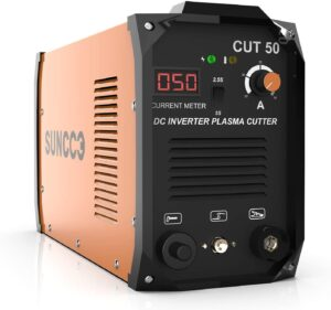 SUNCOO 50 Amp Plasma Cutter 110/220V