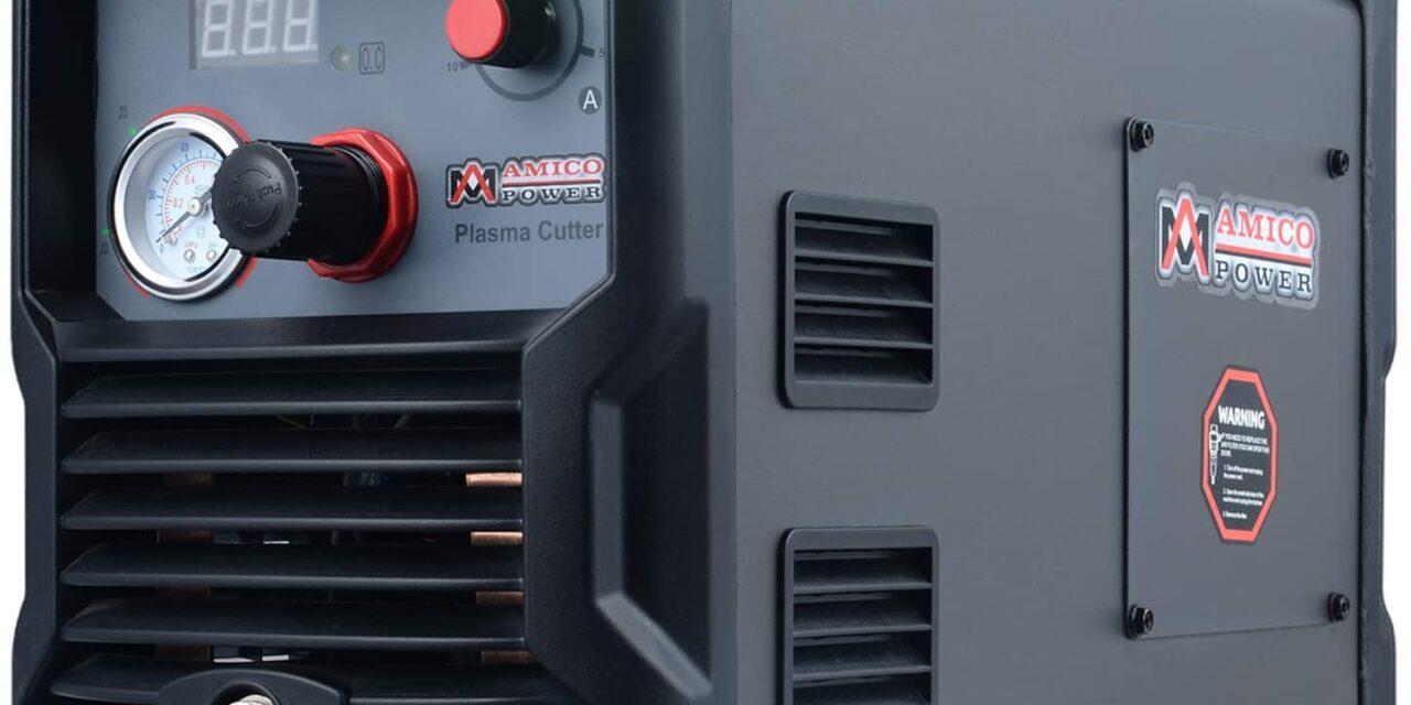 Amico CUT-50 Plasma Cutter Review 2021