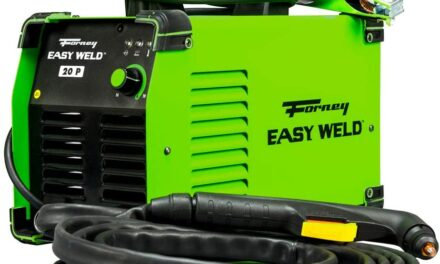 Forney Plasma Cutter Review 2021
