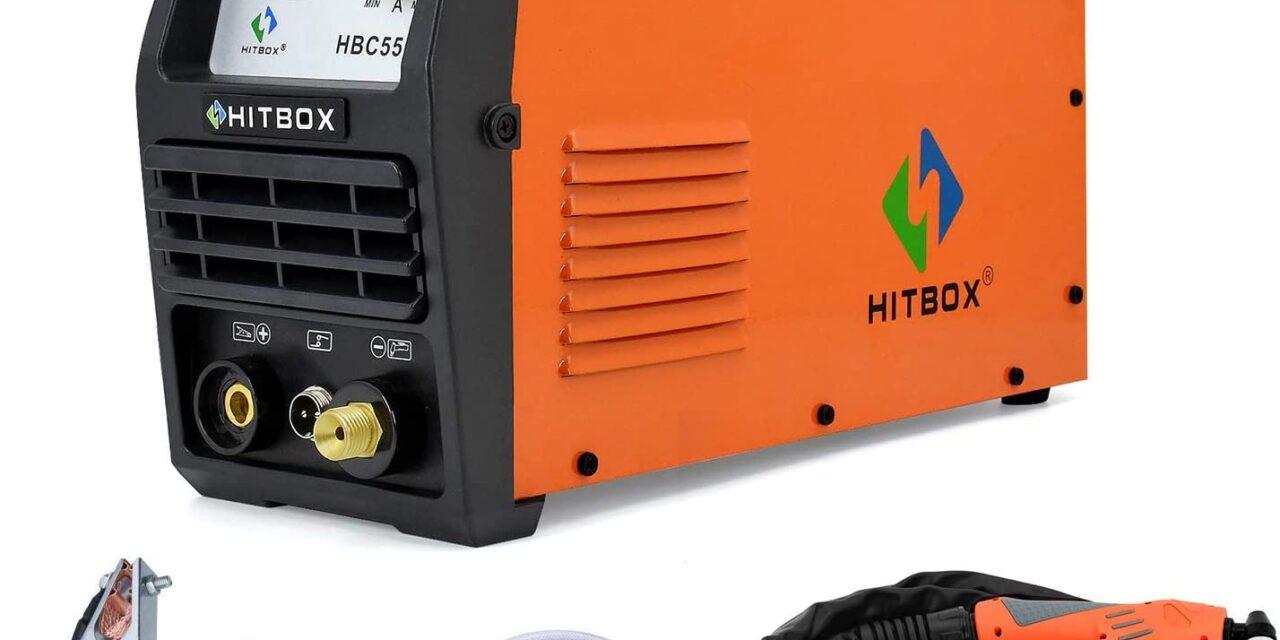 HITBOX Plasma Cutter Review 2021