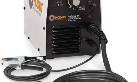 Hobart 27i Plasma Cutter Review 2021