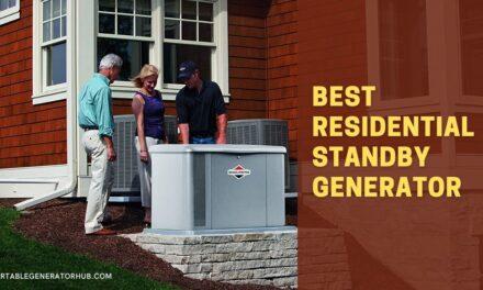 7 Best Residential Standby Generator Reviews 2021 | Top Picks