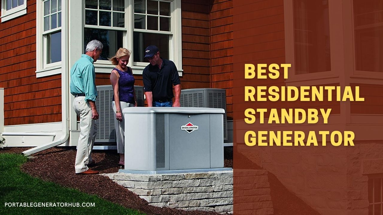Best Residential Standby Generator Reviews