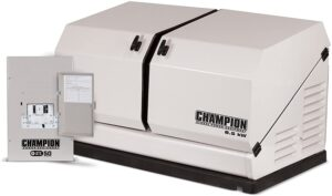 Champion 8.5-kW Residential Standby Generator