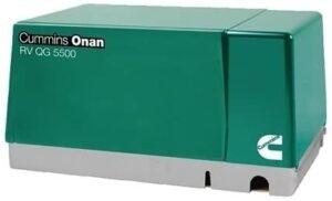 Cummins Onan 5.5HGJAB-6755 Gasoline EVAP Generator
