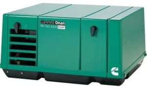 Cummins Onan Quiet Series Gasoline Generator 0KY