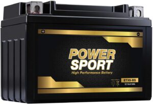 ExpertPower 12v9ah Generator Battery