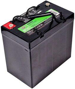 Interstate Batteries 12V 55AH SLA/AGM Deep Cycle Battery