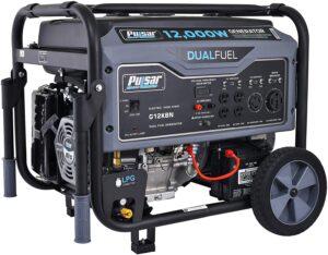 Pulsar G12KBN Heavy Duty Generator