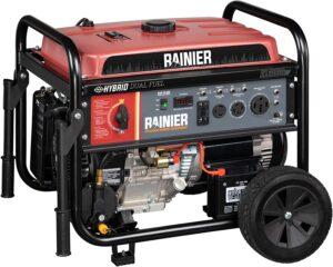 Rainier R12000DF Dual Fuel (Gas and Propane)