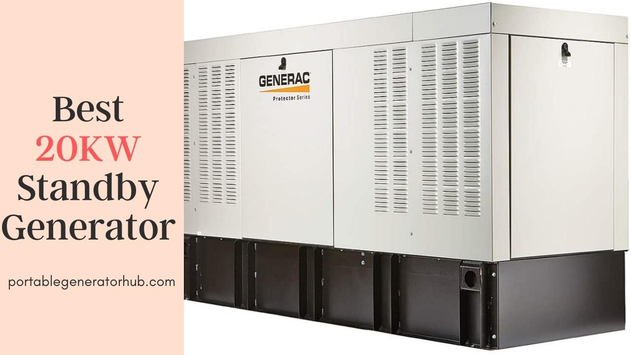 Best 20KW Standby Generator