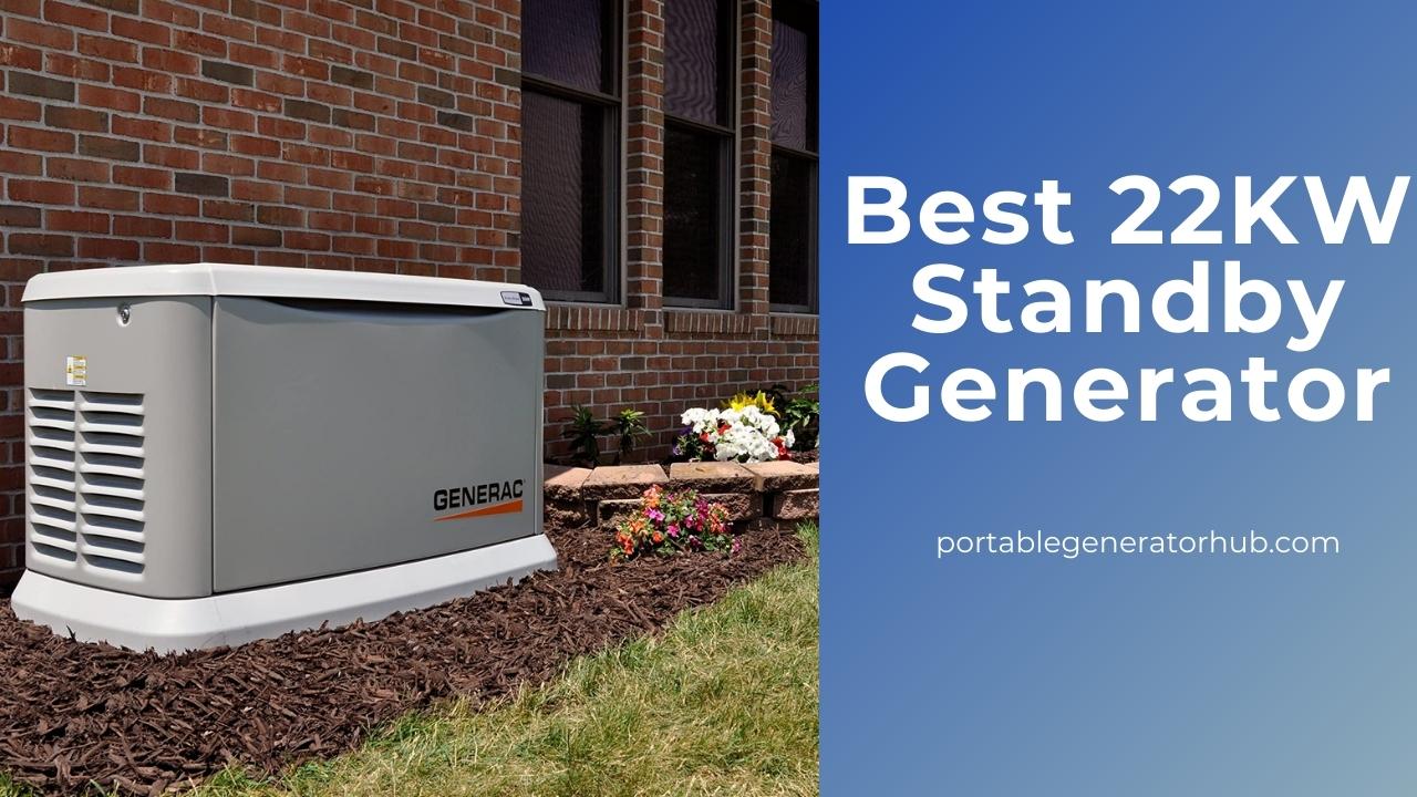 Best 22KW Standby Generator