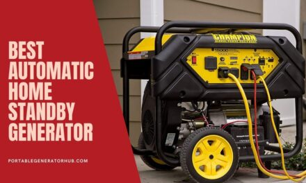 5 Best Automatic Home Standby Generator 2021 – Reviews & Guide