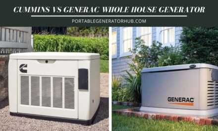Cummins VS Generac Whole House Generator – Which Is Better?