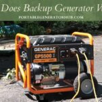 How Does Backup Generator Work?