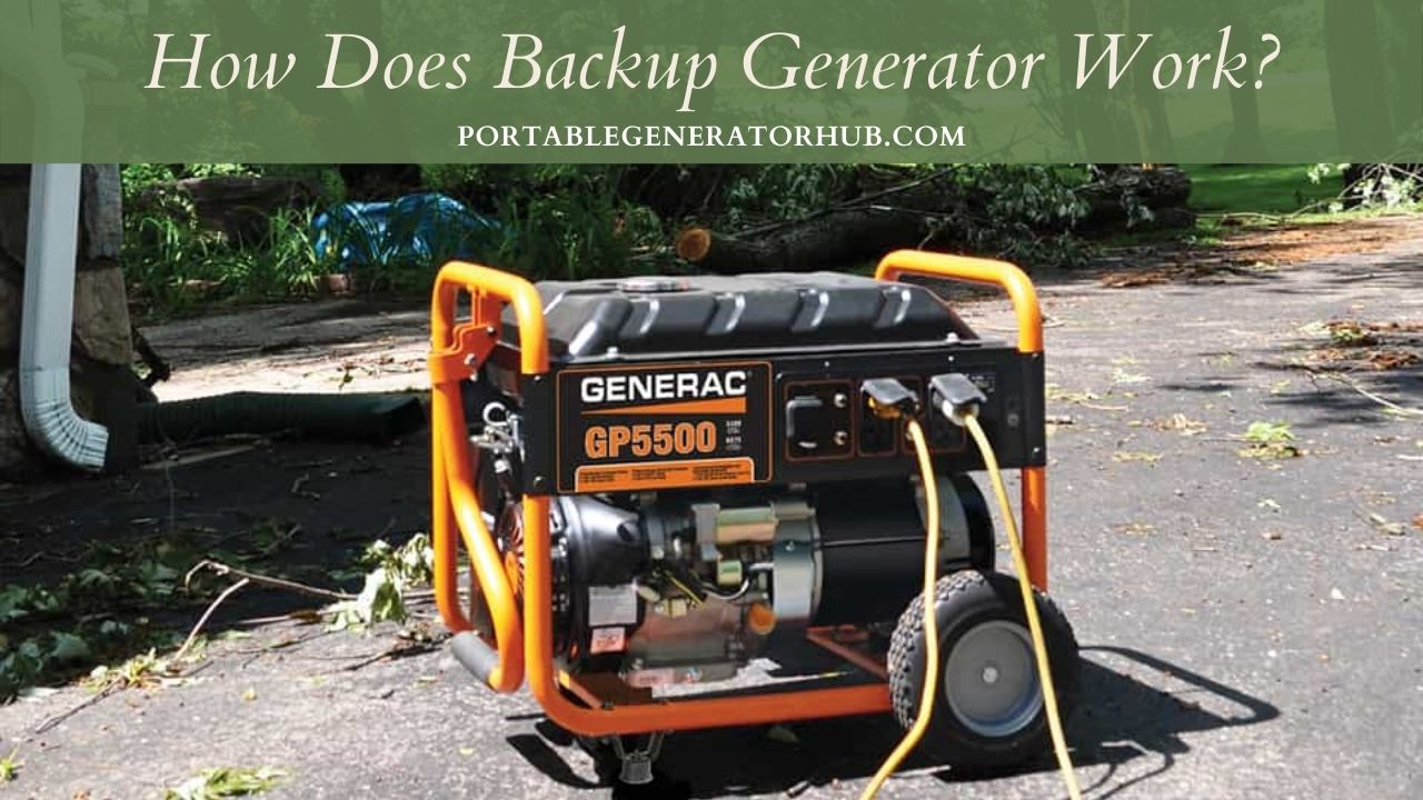 How Does Backup Generator Work