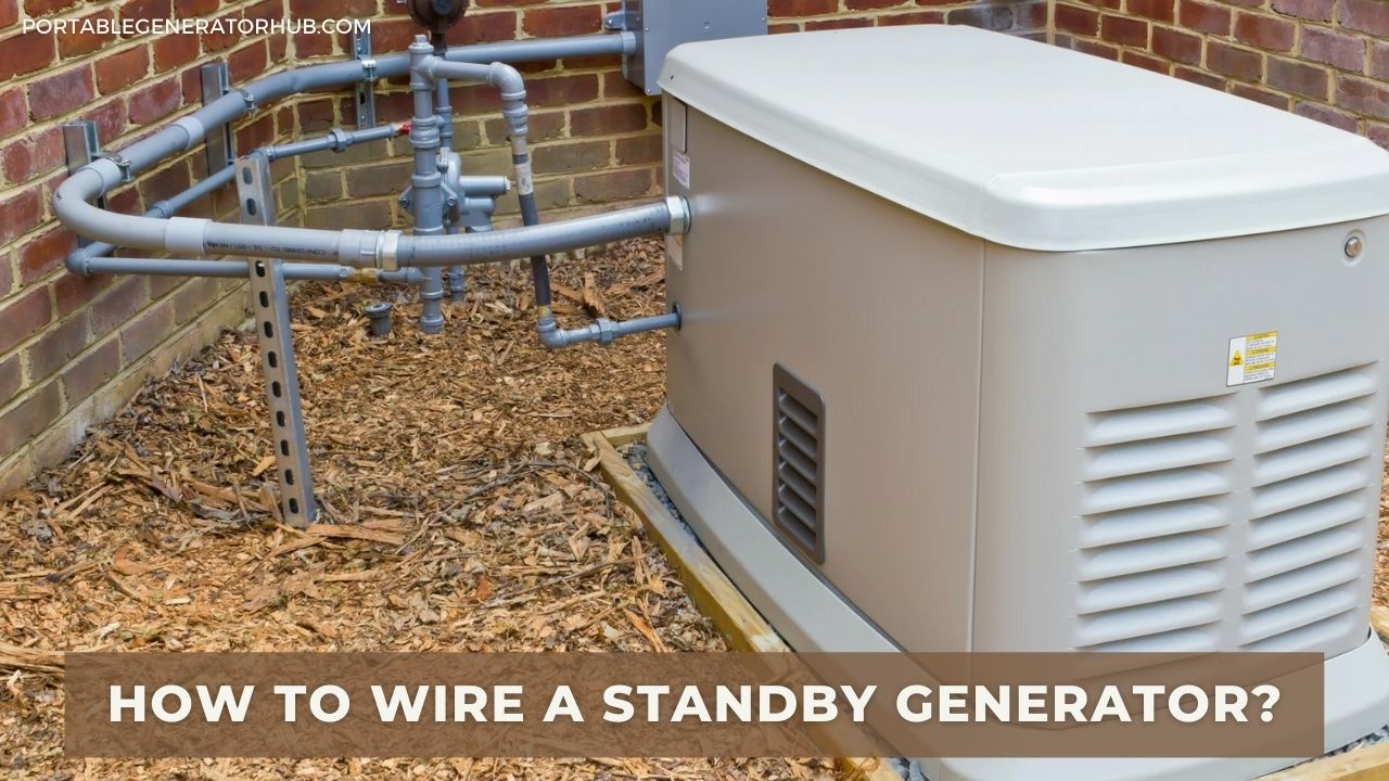 How To Wire a Standby Generator