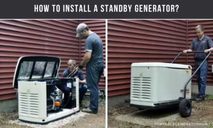 How to Install a Standby Generator? Buying Guides